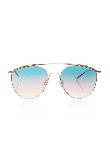 Rachel Güneş Gözlüğü Sarı